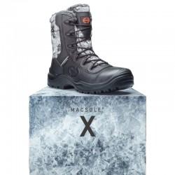 Chaussure de sécurité protection grand froid Macsole X Heckel