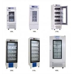 Réfrigérateur simple porte pour banques de sang Biobase