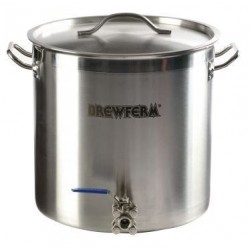 Cuve de stockage en Inox 35 litres