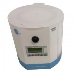 Tournette centrifugeuse pour l'étalement de résine