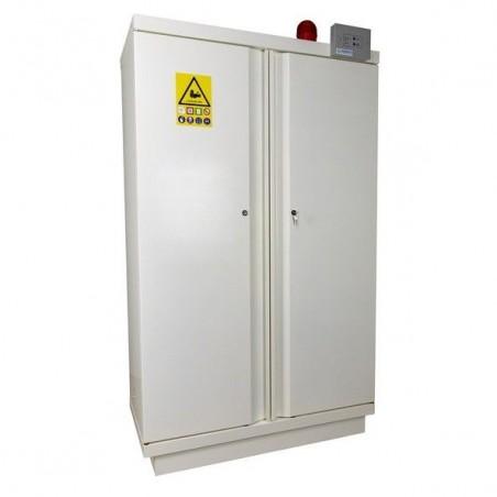 Armoire de stockage pour batterie lithium-ion Trionyx