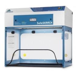 Hotte à filtration pour ouverture de colis suspects   Air Science Purair Safesearch