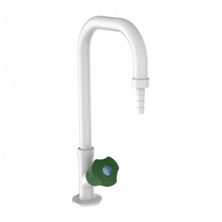 Colonne sur table à un robinet - Sanifirst
