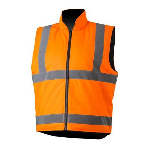 Gilet de Travail HV Vest ISO 20471 pour Homme Utility Diadora EU S