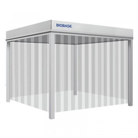 Salle blanche ISO 5 clean booth Biobase