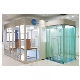 Salle propre ISO 5 à ISO 8 de 12 à 48 m2
