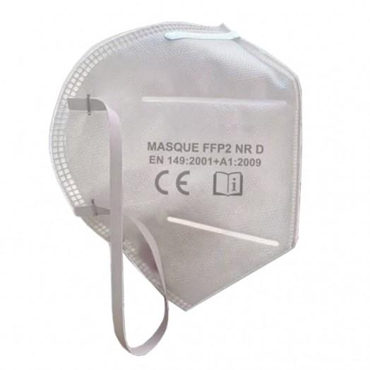 Masque KN95 équvalence FFP2 - Pour Covid-19 Livraison sous 10 jours