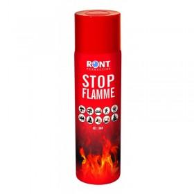 Pulvérisateur stop flamme...