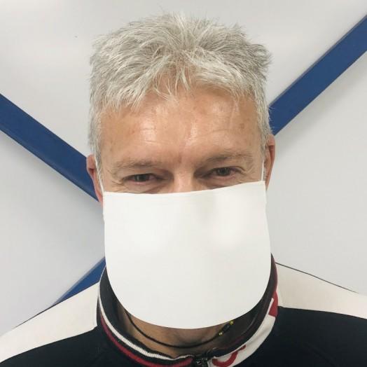 Masque de protection 3 plis 6 couches lavable réutilisable anti virus