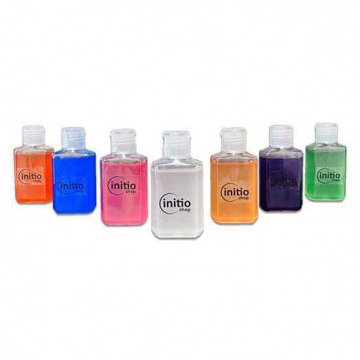 Gel hydroalcoolique coloré 60 ml | Désinfection des mains