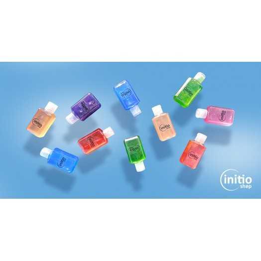 Gel hydroalcoolique avec paillettes naturelles 60ml | Désinfection des mains