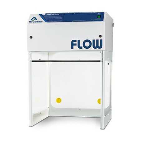 Hotte à flux laminaire vertical HEPA/ULPA 0.3 micron efficacité 99.99 %