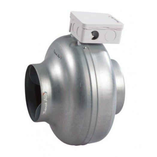 Ventilateur centrifuge réglable en débit d'air - ventilateur compact