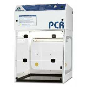 Hotte PCR protection lors...