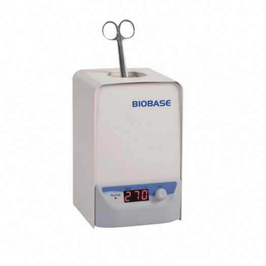 Stérilisateur d'accessoires médicaux par perle de verre à 230°C