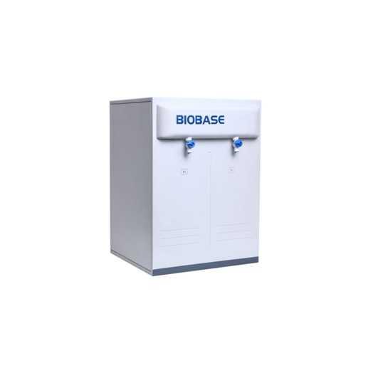 Déminéralisez l'eau de votre laboratoire obtenez de l'eau déionisée