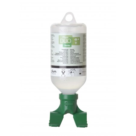 Lave-oeil Duo 500 ml PLUM