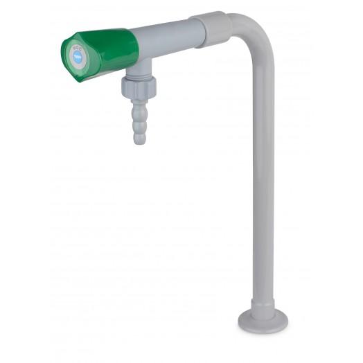 Col de cygne avec robinet pour eau désionisée