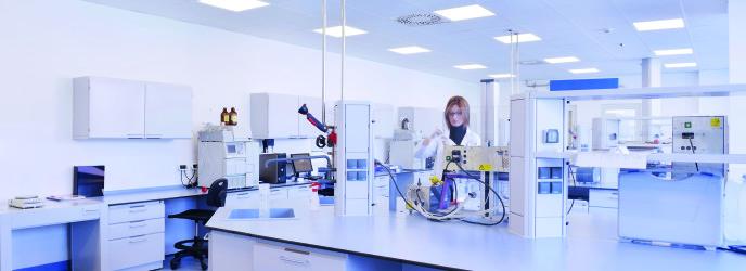 Agencez et équipez votre laboratoire avec initio shop