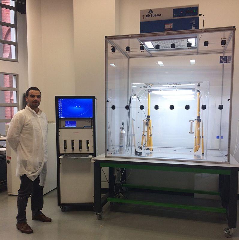 projet technique de laboratoire sur mesure