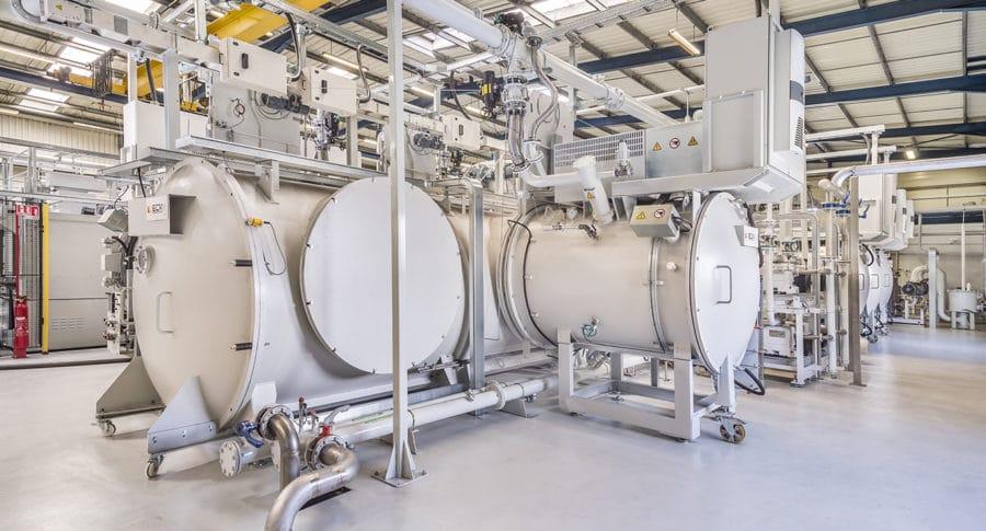 Four industriel ECM Technologies