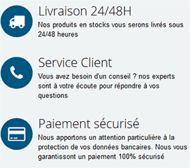 Service clients Initio Shop